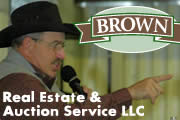 Brown Real Estate & Auction Service, LLC