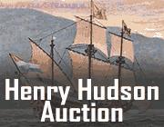 Henry Hudson Auction