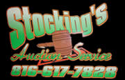 Stocking's Auction Service