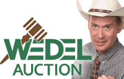 Wedel Auction
